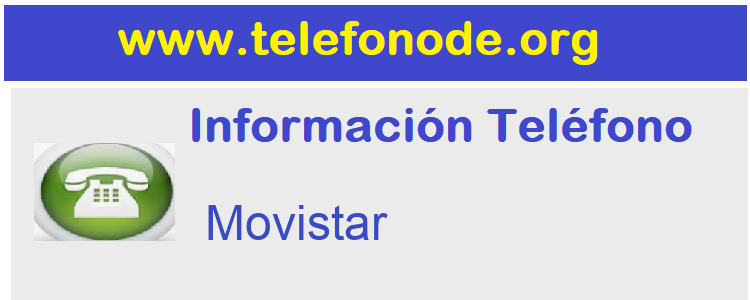 Telefono  Movistar