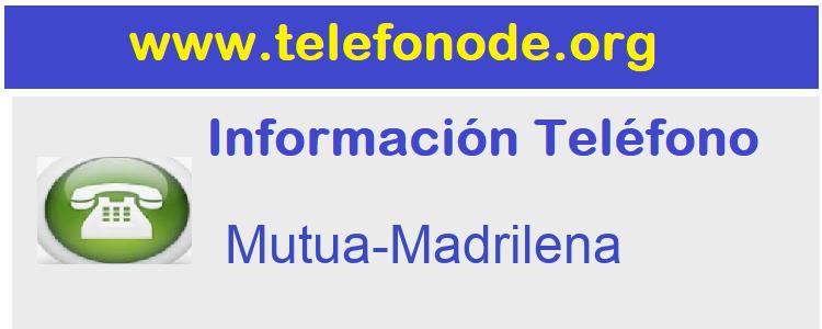 Telefono  Mutua-Madrilena