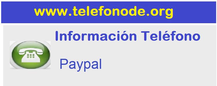 Telefono  Paypal