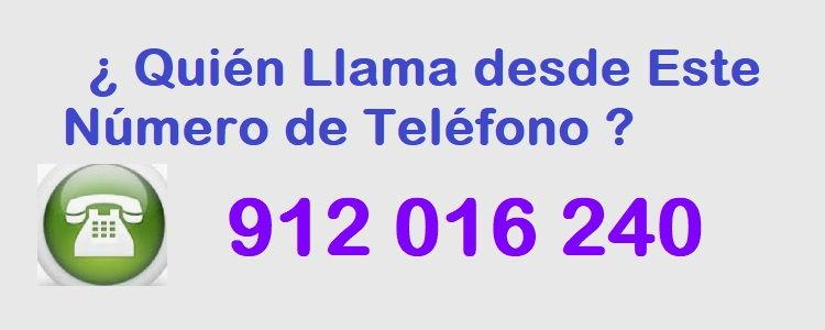 teléfono 912016240
