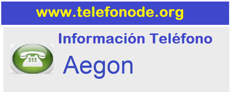 Telefono  Aegon