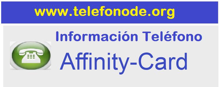 Telefono  Affinity-Card