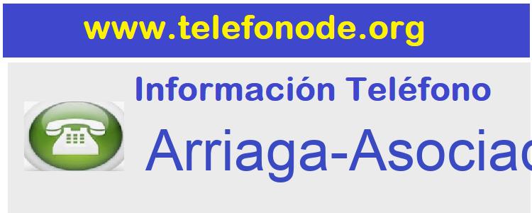Telefono  Arriaga-Asociados