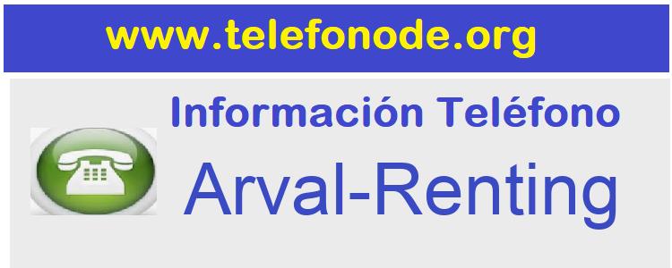 Telefono  Arval-Renting