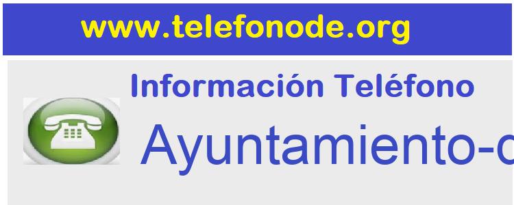Telefono  Ayuntamiento-de-Valencia