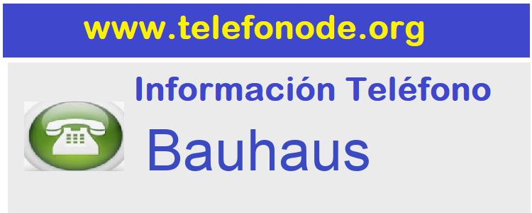 Telefono  Bauhaus