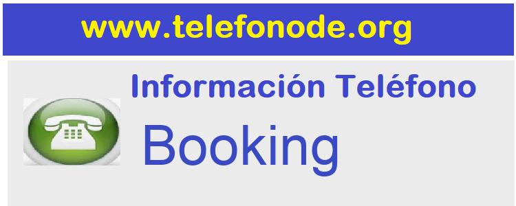 Telefono  Booking