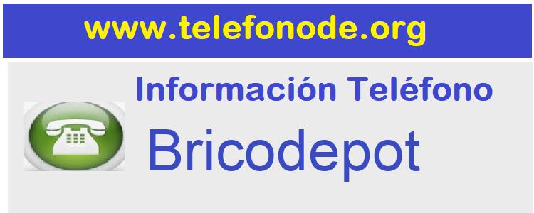 Telefono  Bricodepot