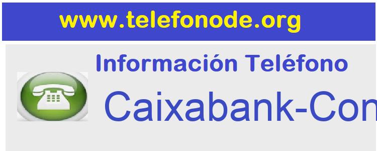 Telefono  Caixabank-Consumer