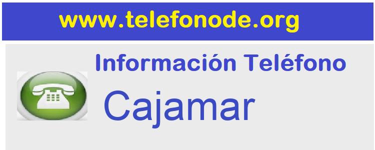 Telefono  Cajamar