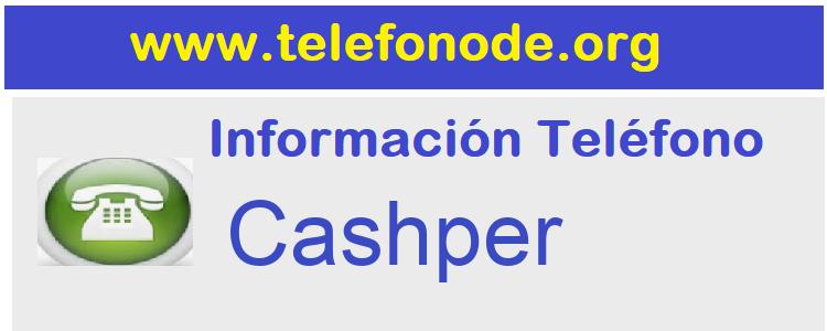 Telefono  Cashper