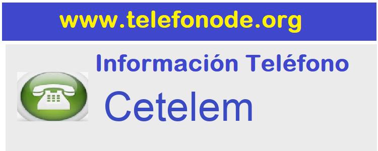 Telefono  Cetelem