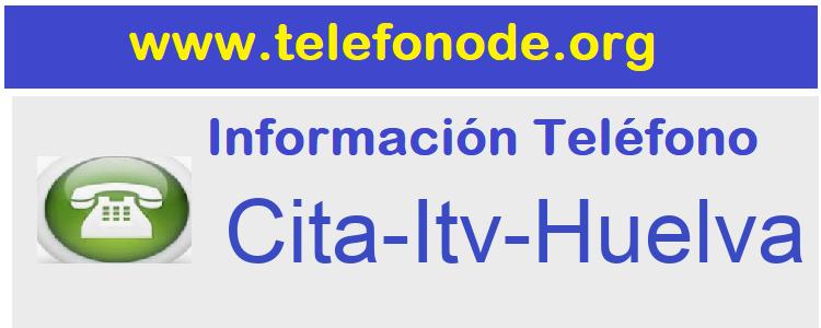 Telefono  Cita-Itv-Huelva