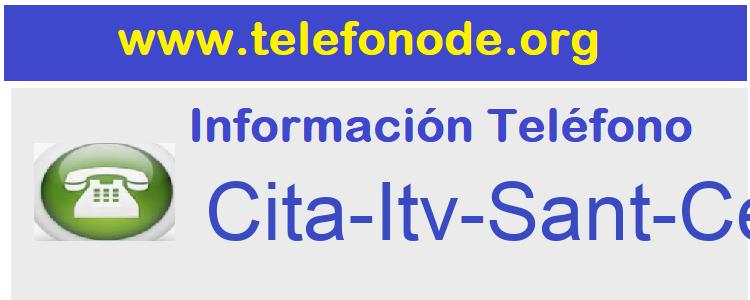 Telefono  Cita-Itv-Sant-Celoni