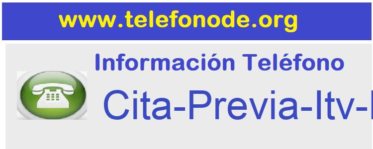 Telefono  Cita-Previa-Itv-Lliria