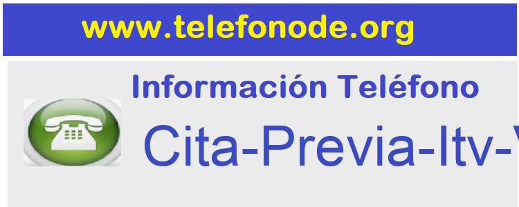 Telefono  Cita-Previa-Itv-Valladolid