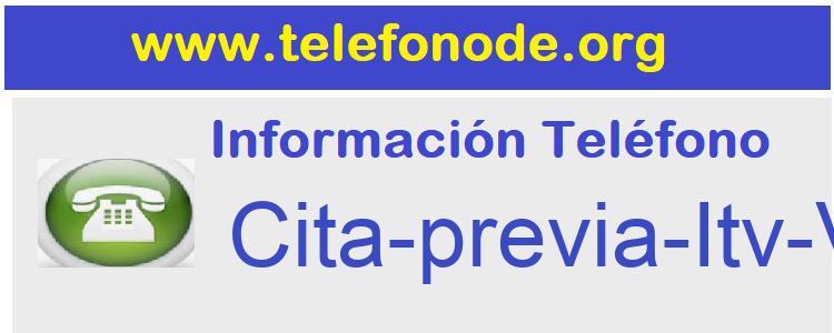 Telefono  Cita-previa-Itv-Valencia