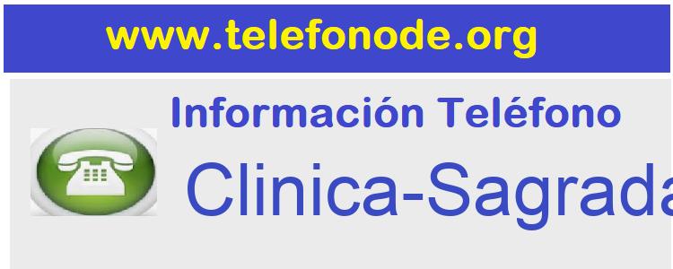 Telefono  Clinica-Sagrada-Familia