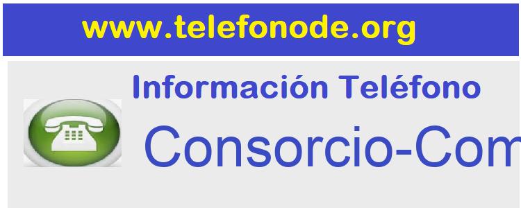 Telefono  Consorcio-Compensacion-Seguros