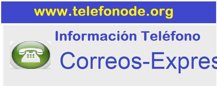 Telefono  Correos-Express