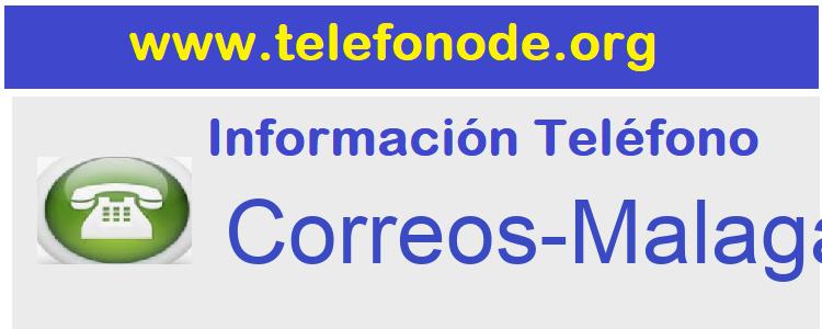 Telefono  Correos-Malaga