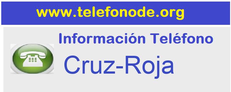 Telefono  Cruz-Roja