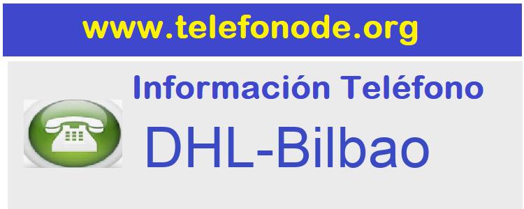 Telefono  DHL-Bilbao
