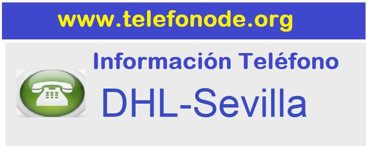 Telefono  DHL-Sevilla