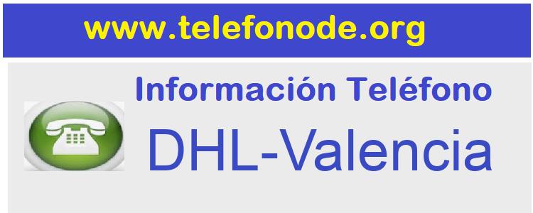 Telefono  DHL-Valencia