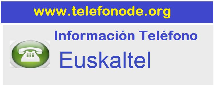 Telefono  Euskaltel