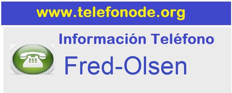 Telefono  Fred-Olsen
