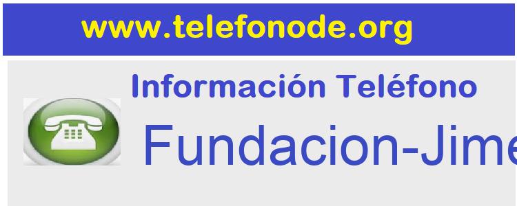 Telefono  Fundacion-Jimenez-Diaz