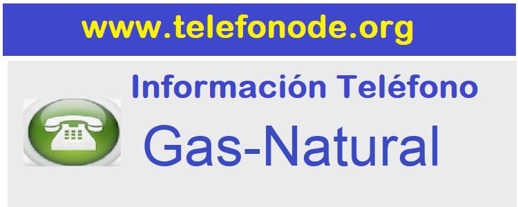 Telefono  Gas-Natural