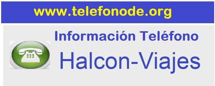 Telefono  Halcon-Viajes