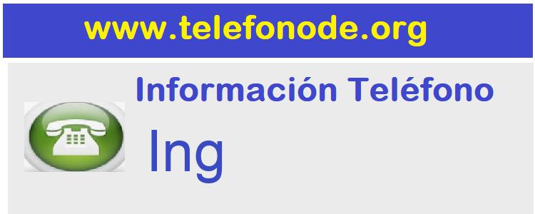 Telefono  Ing