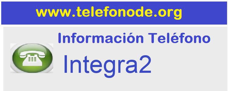 Telefono  Integra2