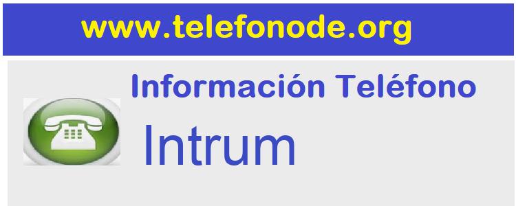 Telefono  Intrum