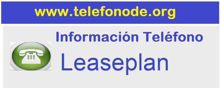 Telefono  Leaseplan