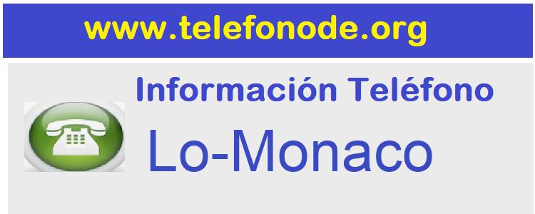 Telefono  Lo-Monaco