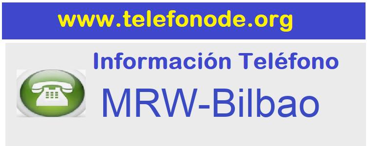 Telefono  MRW-Bilbao