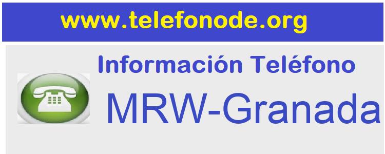 Telefono  MRW-Granada