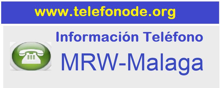 Telefono  MRW-Malaga