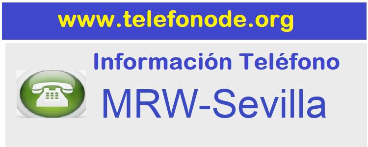 Telefono  MRW-Sevilla