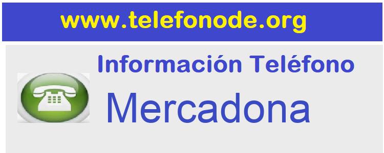 Telefono  Mercadona