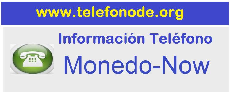 Telefono  Monedo-Now