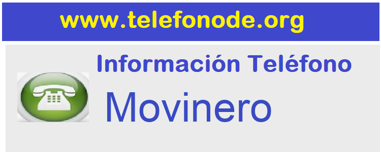 Telefono  Movinero