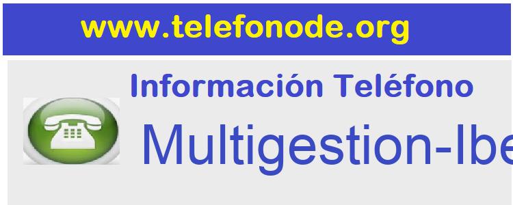 Telefono  Multigestion-Iberia