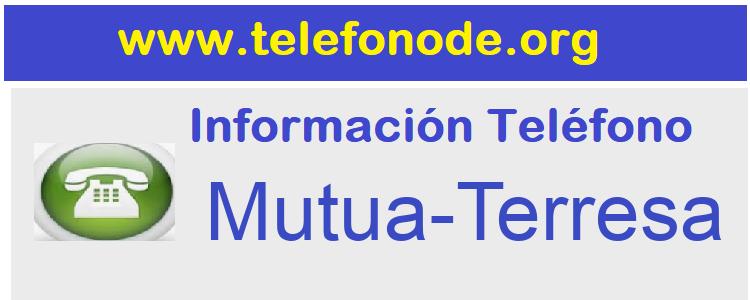 Telefono  Mutua-Terresa