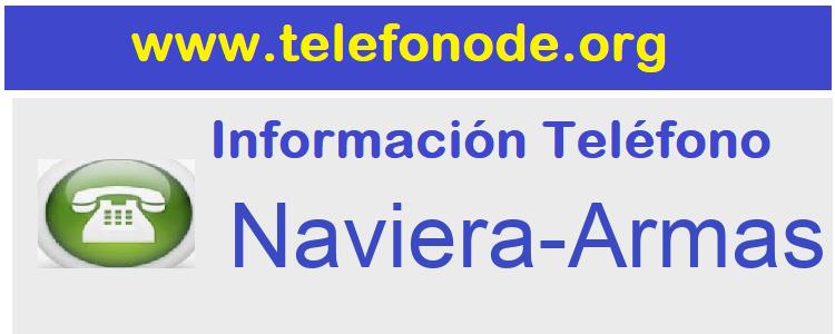 Telefono  Naviera-Armas