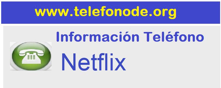 Telefono  Netflix